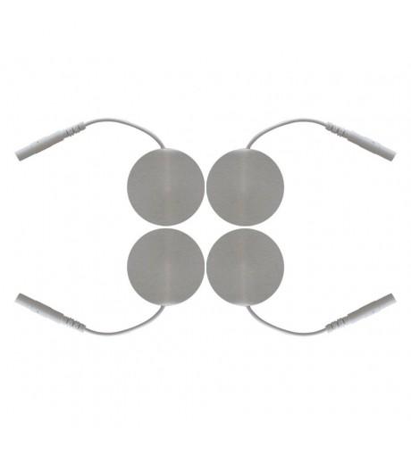 Самоклеющиеся круглые электроды 50*50 мм