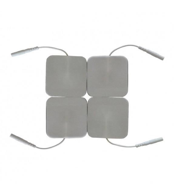 Самоклеющиеся квадратные электроды 50*50 мм